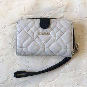 black & white guess wallet!!
